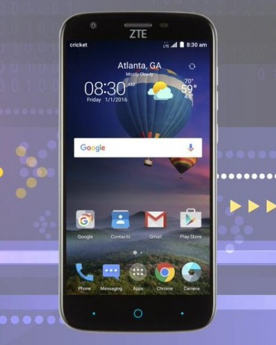 ZTE представила смартфоны Grand X 3 и Avid Plus