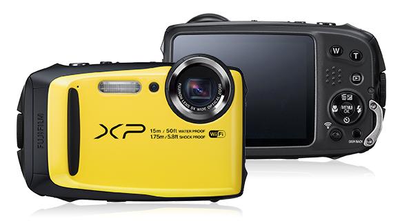 ������ Fujifilm FinePix XP90 �� ������ ���� � �������