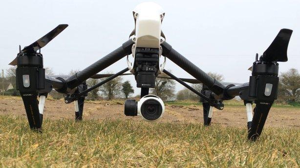 DJI выпустит ПО GEO, которое не даст дрону взлететь в запретной зону