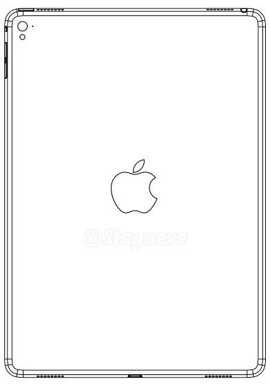 Планшету Apple iPad Air 3 приписывают четыре громкоговорителя и светодиодную вспышку в основной камере