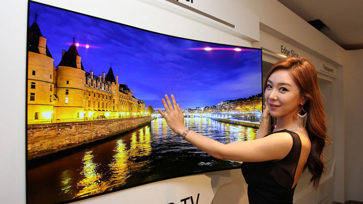 LG Display ������ ������ �� ���������� ����������� ���������� OLED