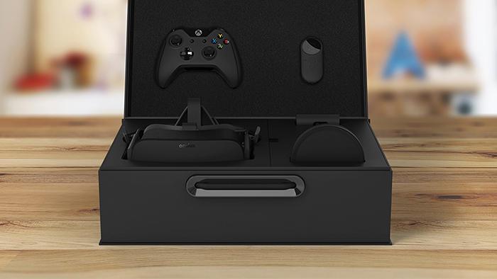 Шлем виртуальной реальности Oculus Rift оценили в $599, продажи стартуют 28 марта 2016