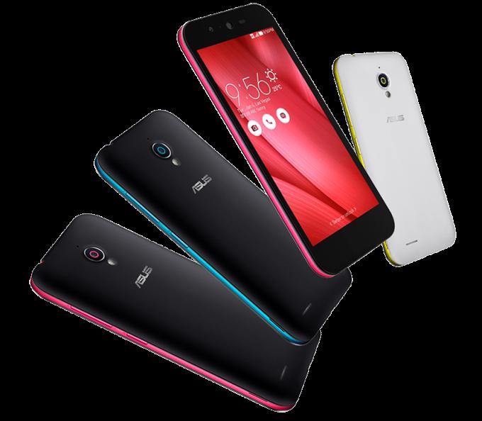 Смартфон Asus Live получил SoC MediaTek MT6580