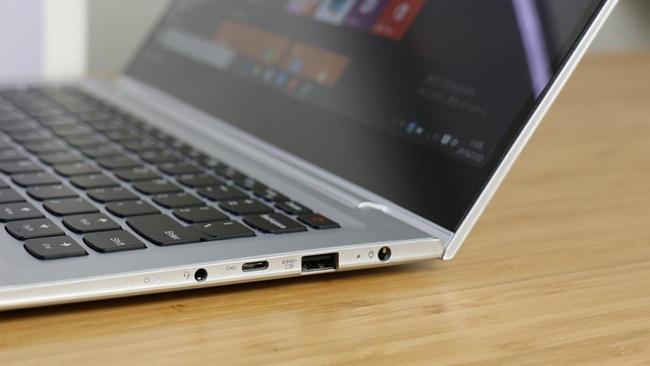 Производители ноутбуков не спешат с использовать разъем USB-C