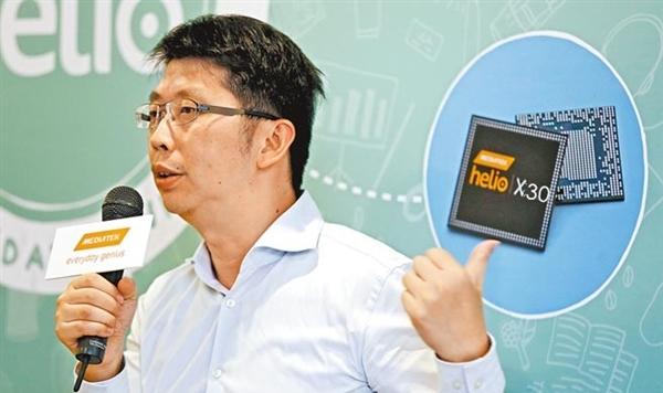 Операционный директор MediaTek подтвердил характеристики SoС Helio X30