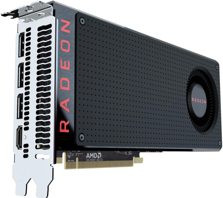 Основой 3D-карты AMD Radeon RX 470 служит GPU Polaris 10, AMD Radeon RX 460 — GPU Polaris 11