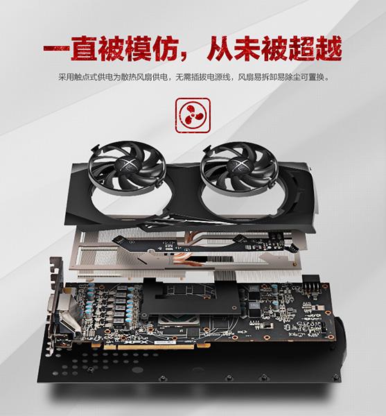 AMD раскрыли характеристики видеокарт RadeonRX 460 иRadeonRX 470