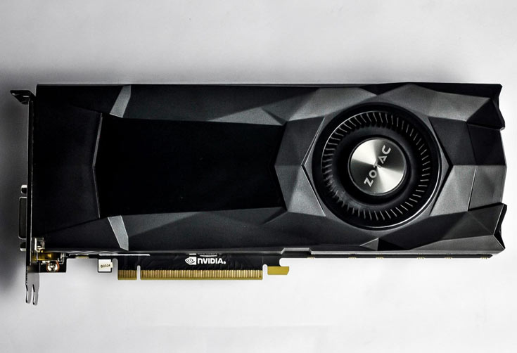 Nvidia,GeForce GTX 1070,Zotac