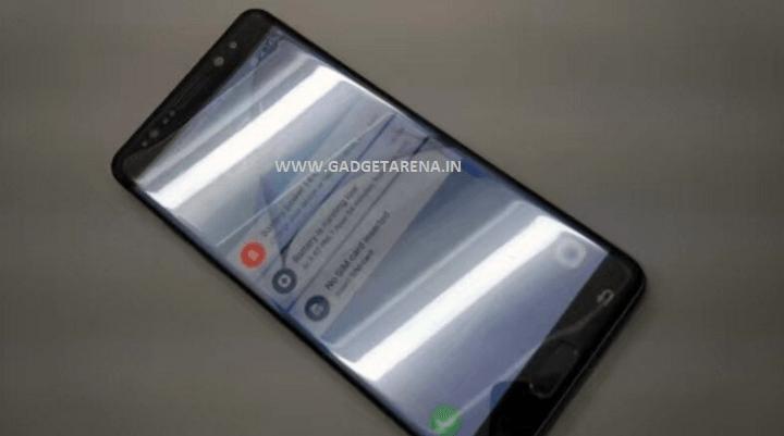 Смартфон Samsung Galaxy Note7 будет водонепроницаемым. Новые