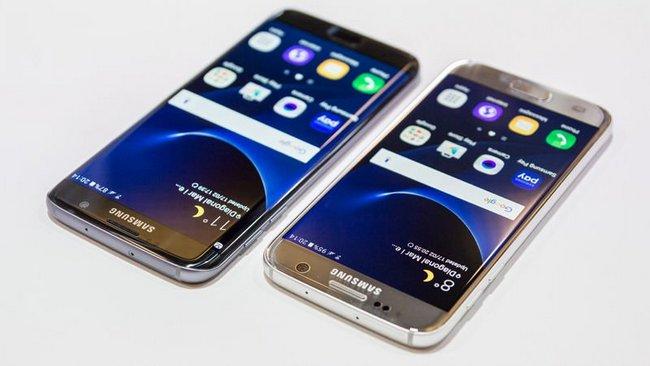 Galaxy S7 иS7 edge обеспечили Самсунг рекордную прибыль задва года