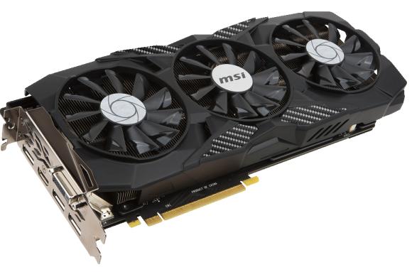 NVIDIA представляет видеокарту GeForce GTX 1060