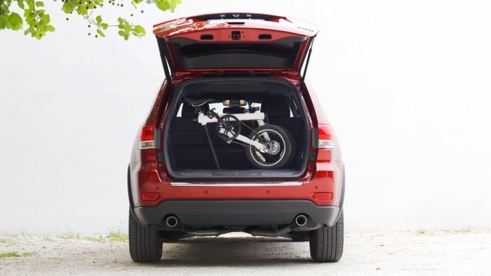 Электровелосипед Xiaomi Mi Qicycle Folding Electric Bicycle оценен в $455