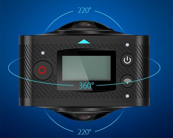 Панорамная камера Elephone EleCamera 360 оценена в $150