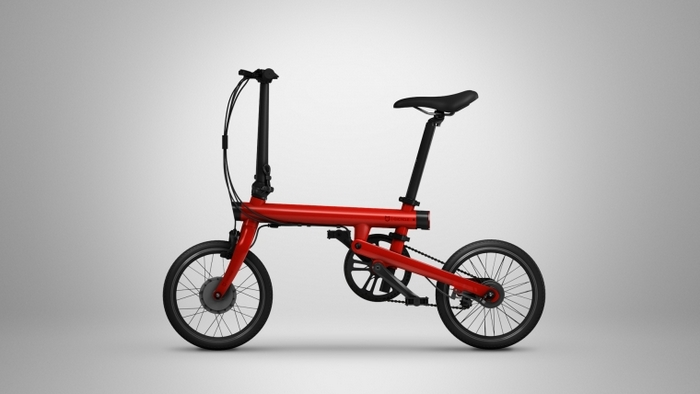 Электровелосипед Xiaomi Mi Qicycle Folding Electric Bicycle оценен в $455