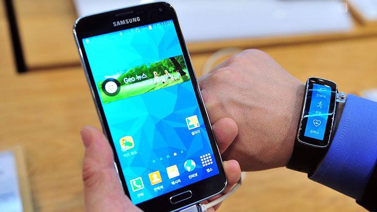 ������������ � ��� ������ �������� ����������� Samsung, ��� ����������� Apple