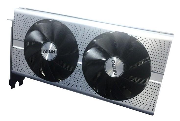 ���������� Sapphire Radeon RX 480 Nitro 8GB ������� ������������ ����������