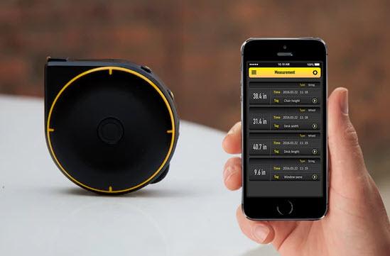 Умная рулетка Bagel оснащена дисплеем OLED и 32 МБ флэш-памяти