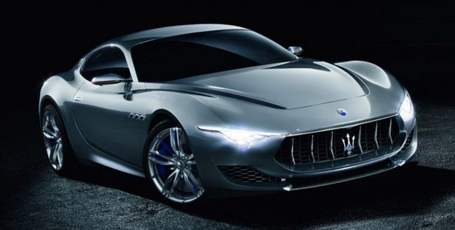 Maserati тоже работает над электромобилем