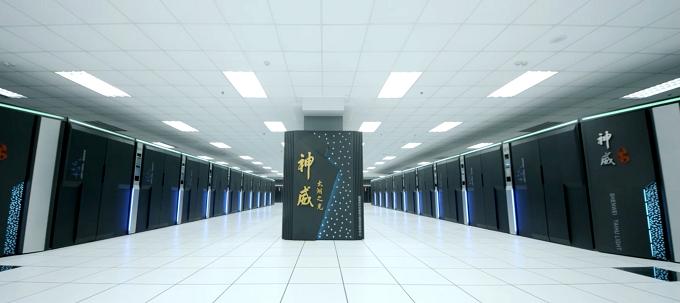 Китай снова создал самый производительный суперкомпьютер