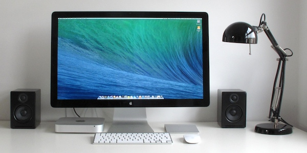 Apple оснастит новый Thunderbolt Display видеокартой
