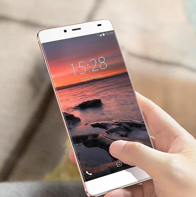 Безрамочный смартфон Elephone S3 появится на рынке в апреле