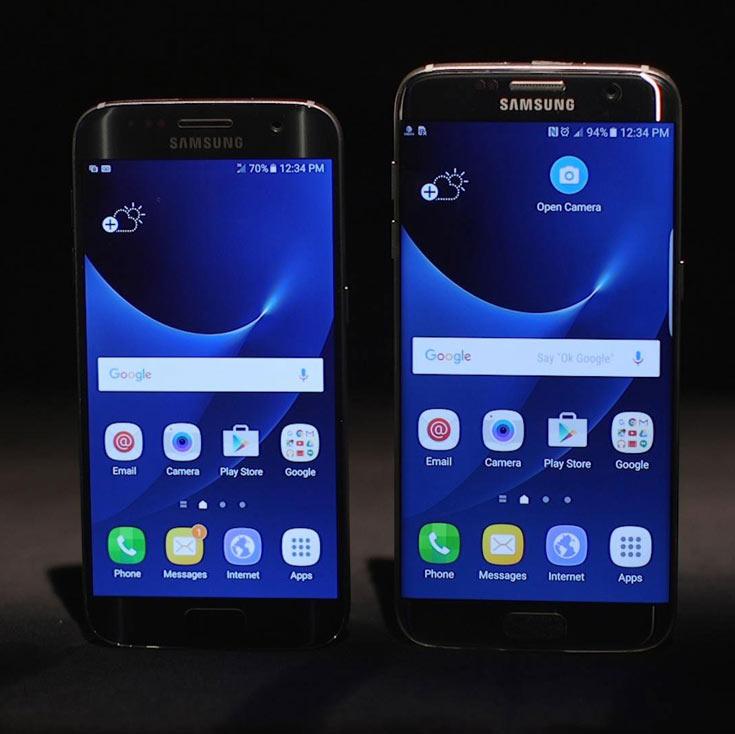 Кто же лучший - Apple iPhone или Samsung Galaxy?