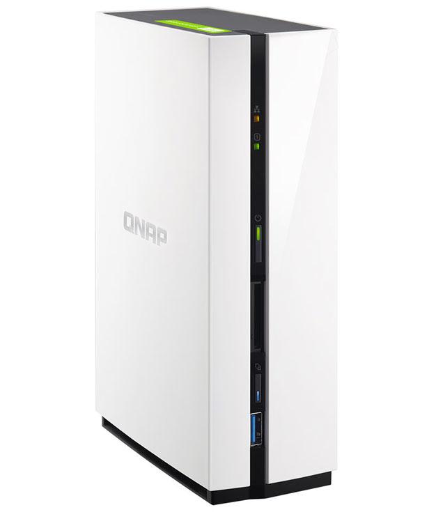 ��������� QNAP TS-128 � TS-228 ��������� ������� ������������ ������