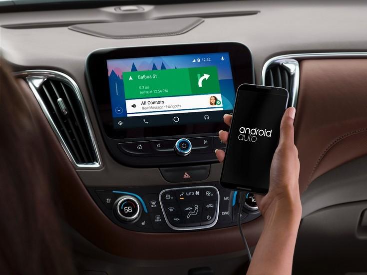 Kia Motors � General Motors ������� �������� ��������� Android Auto