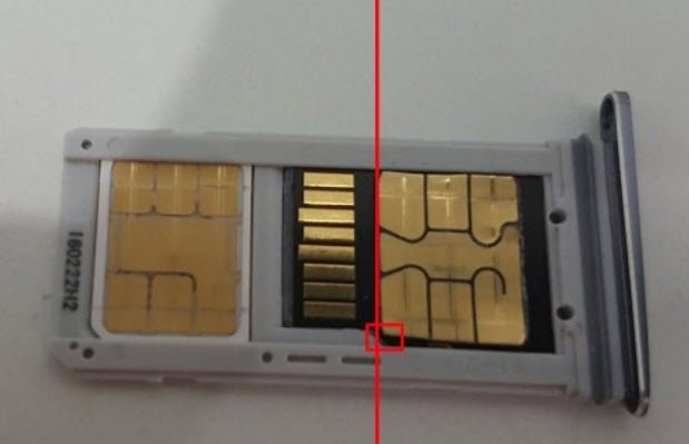 Опубликована инструкция, позволяющая использовать в смартфоне Samsung Galaxy S7 одновременно две SIM-карты и карту памяти