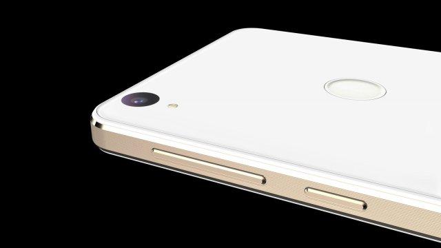 Дактилоскопический датчик смартфона Uhans S1 позволит делать фотографии и управлять плеером