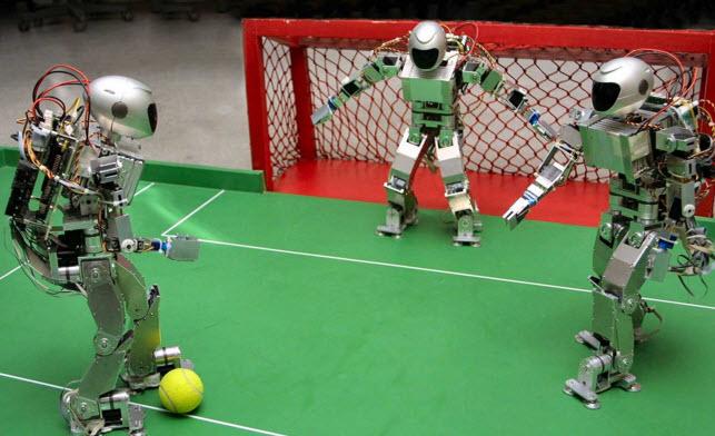 В следующем году в Дубае пройдет первый чемпионат мира для роботов World Future Sports Games