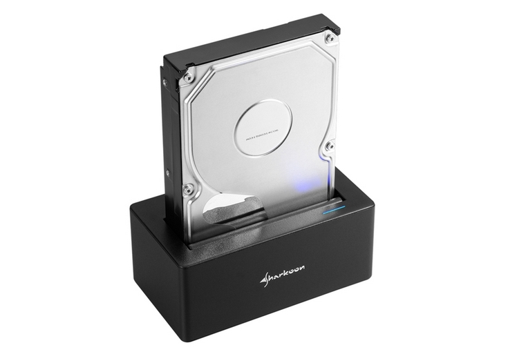 ���-������� Sharkoon SATA QuickPort USB 3.1 Type C ����� 40 ����