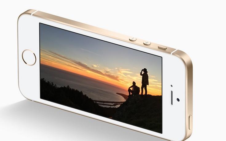 Смартфон Apple iPhone SE получил SoC Apple A9