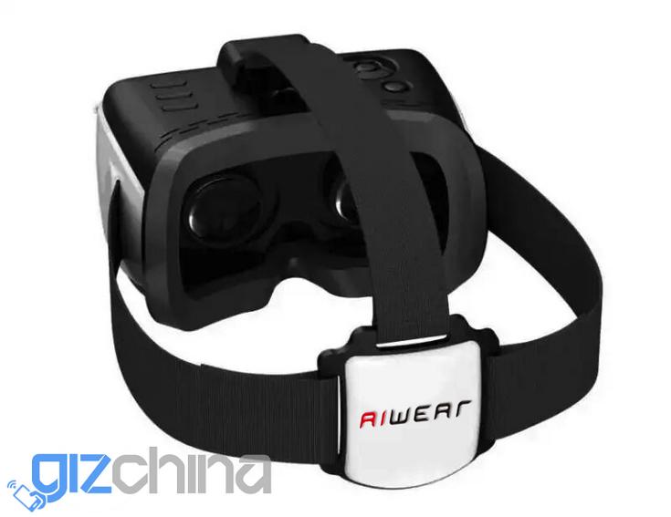 Шлем Aiwear VR получил четырёхъядерный процессор