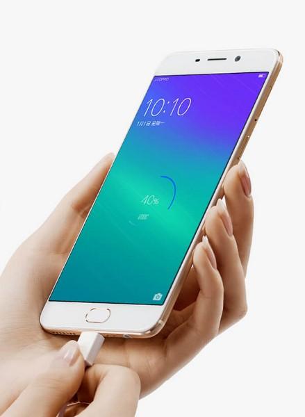 Oppo представила смартфоны R9 и R9 Plus