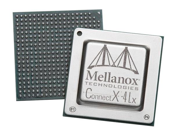 Основой адаптеров служит сетевой контроллер ConnectX-4 Lx