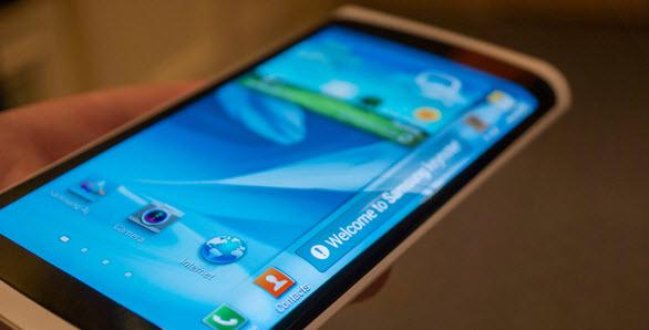 Samsung Display может поставлять изогнутые дисплеи AMOLED для новых смартфонов Huawei, Xiaomi и Vivo