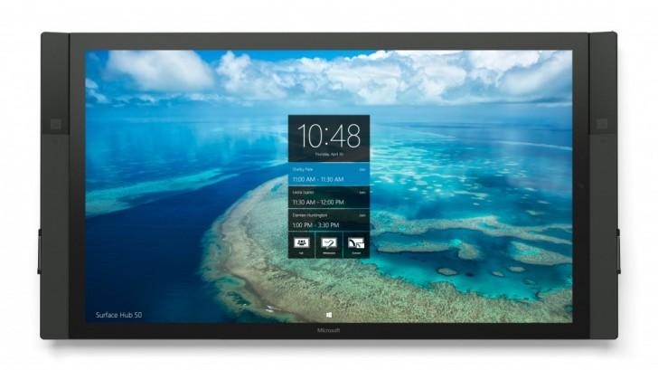 Моноблочный ПК Surface Hub, наконец, поступил в продажу