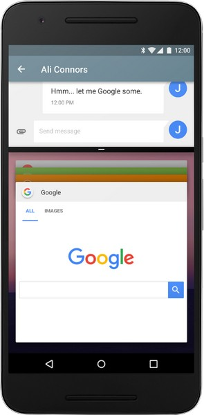 Google ������������ Android N Developer Preview