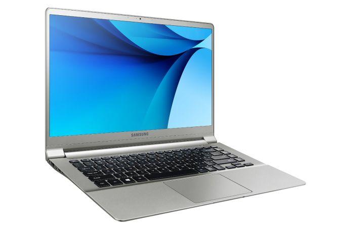 Ультрабуки Samsung Notebook 9 поставляются с ОС Windows 10