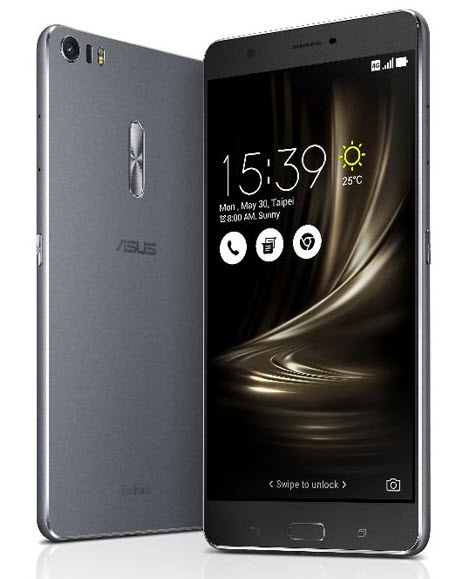 Видеопревью смартфонов Asus Zenfone 3 Deluxe и Asus Zenfone 3 Ultra с выставки Computex 2016