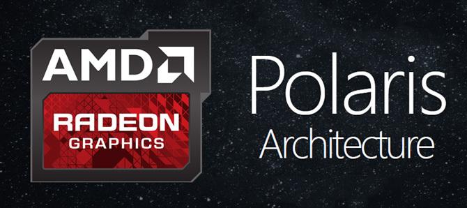 ��������� ����� ������ � GPU Polaris
