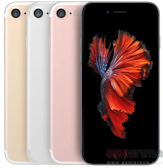 ������������� ������ ����������� ����������� ��������� iPhone 7