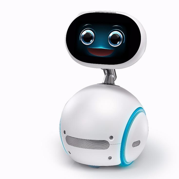 Робот Asus Zenbo оценен в $599
