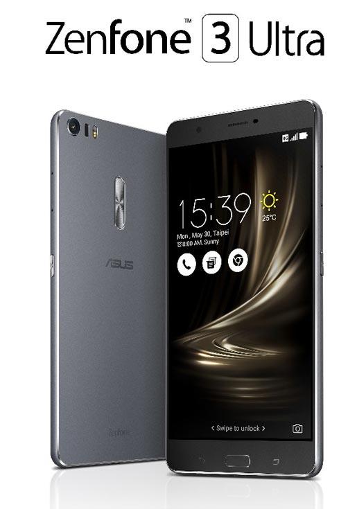 � ���������, ������ � ����� � ������ ������ ������ Asus ZenFone 3 Deluxe, ZenFone 3 � ZenFone 3 Ultra ���� ���