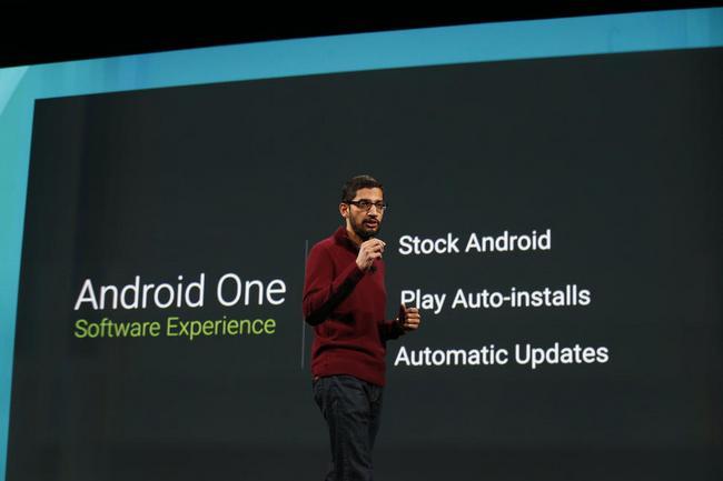 Google разрабатывает линейку андроид One