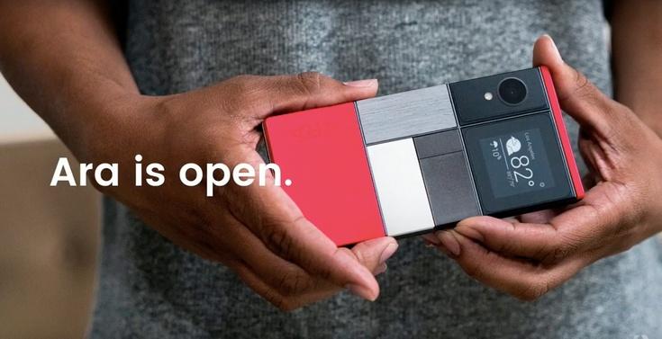 e43e121d123e6 Модульный смартфон Google Project Ara можно будет купить уже в ...