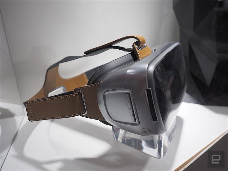 Asus создаёт свою гарнитуру VR