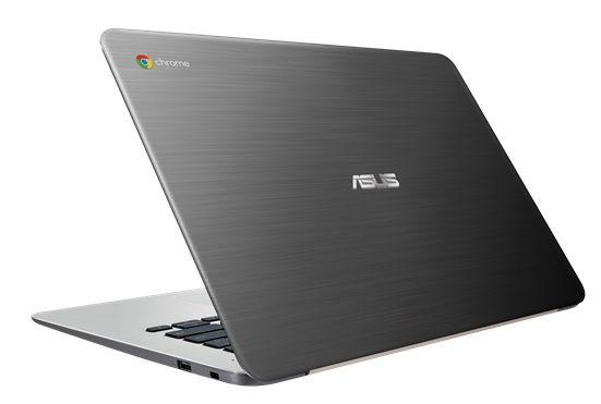 Хромбук Asus C301SA-DS02 получил CPU Intel Celeron N3160