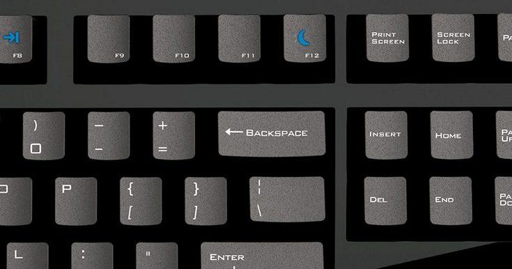 Почему не работает кнопка backspace в браузере